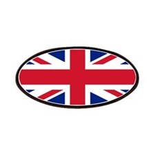 Union Jack Patches