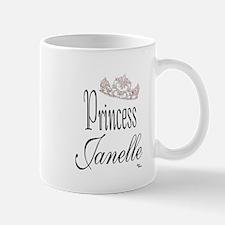 Princess Janelle Mug