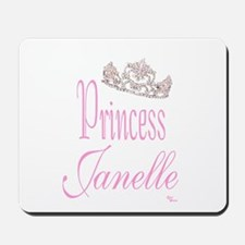 Princess Janelle Mousepad