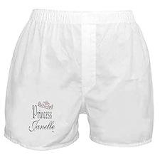 Princess Janelle Boxer Shorts