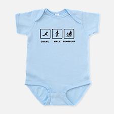 Windsurfing Infant Bodysuit