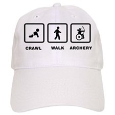 Wheelchair Archery Baseball Cap