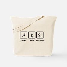 Wakeboarding Tote Bag