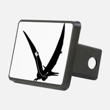 Music Loving Pterodactyl dinosaur design Rectangul