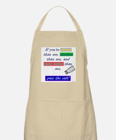 Pass the Salt BBQ Apron
