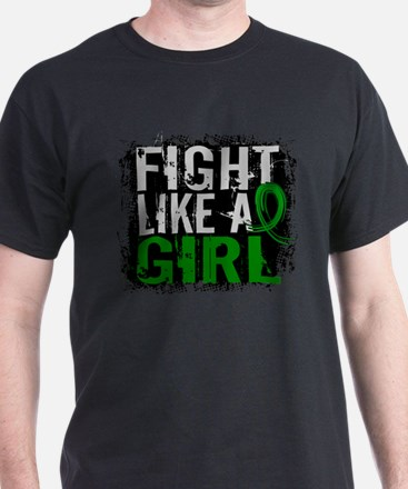 Licensed Fight Like a Girl 31.8 Kidne T-Shirt