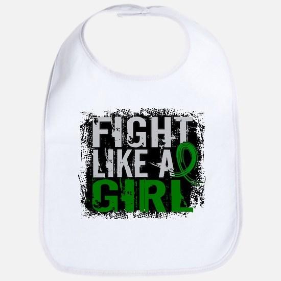 Licensed Fight Like a Girl 31.8 Kidney Disease Bib