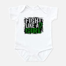 Licensed Fight Like a Girl 31.8 Ki Infant Bodysuit