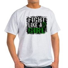 Licensed Fight Like a Girl 31.8 Live T-Shirt