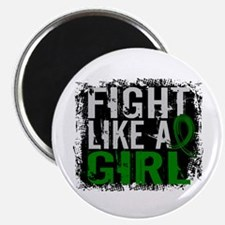 Licensed Fight Like a Girl 31.8 Liver Cance Magnet