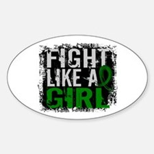 Licensed Fight Like a Girl 31.8 Liv Decal