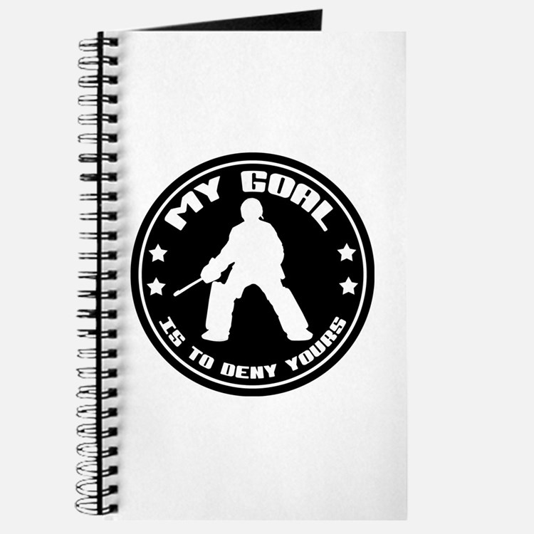 My Goal, Field Hockey Goalie Journal