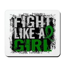 Licensed Fight Like a Girl 31.8 Cerebral Mousepad
