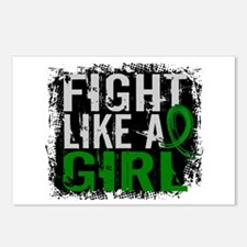 Licensed Fight Like a Gir Postcards (Package of 8)