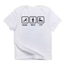 Powerlifting Infant T-Shirt