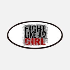Licensed Fight Like a Girl 31.8 Melanoma Patches