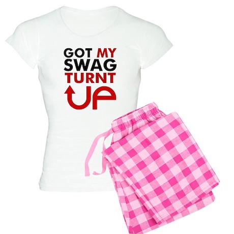 Got my Swag Turnt Up Women's Light Pajamas