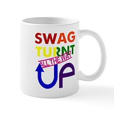 Swag Turnt Up Rainbow Mug