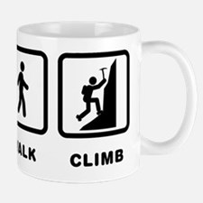 Mountain Climbing Mug