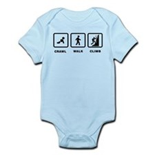 Mountain Climbing Infant Bodysuit