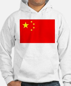 China Flag Picture Hoodie