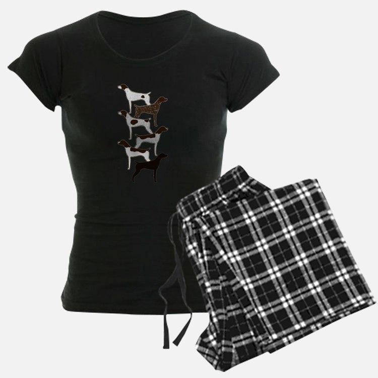 Group O' GSPs Pajamas