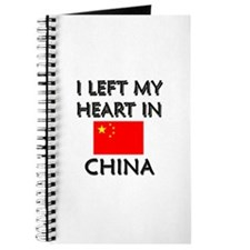 I Left My Heart In China Journal
