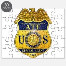 ATF badge Puzzle