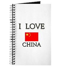 I Love China Journal