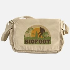 Bigfoot Messenger Bag