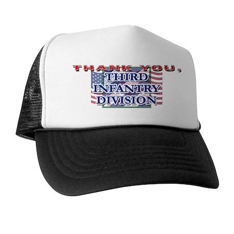 Thank you 3ID Trucker Hat