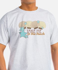 To The Beach T-Shirt