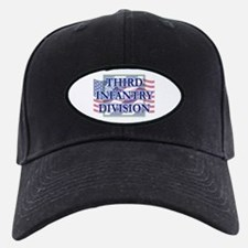 3ID Logo/Us Flag Baseball Hat