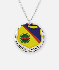 USAFSOS shield Necklace
