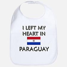 I Left My Heart In Paraguay Bib