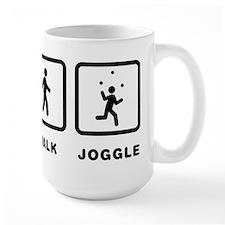Joggling Mug
