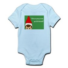 Inappropriate Elf Infant Bodysuit