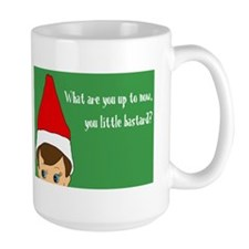 Inappropriate Elf Mug
