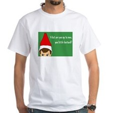 Inappropriate Elf Shirt