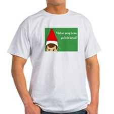 Inappropriate Elf T-Shirt