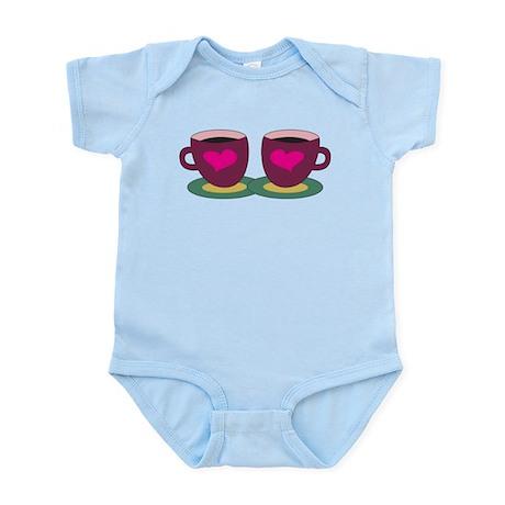 Coffee Lover Infant Bodysuit