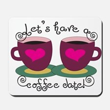 Coffee Date Mousepad