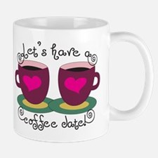 Coffee Date Mug