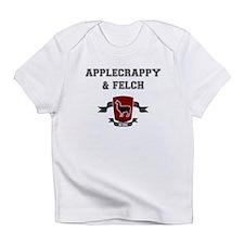 Applecrappy Felch Infant T-Shirt