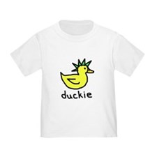 Punk Duck (Green) T
