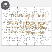 Jesus - the reason for the season Puzzle