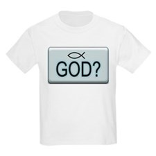Jesus Fish - God T-Shirt