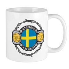 Sweden Water Polo Mug