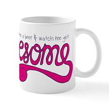 Watch Me Get Awesome (Pink) Mug