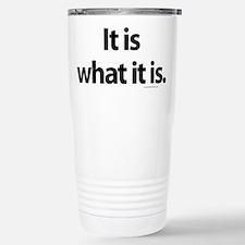 itis.png Stainless Steel Travel Mug